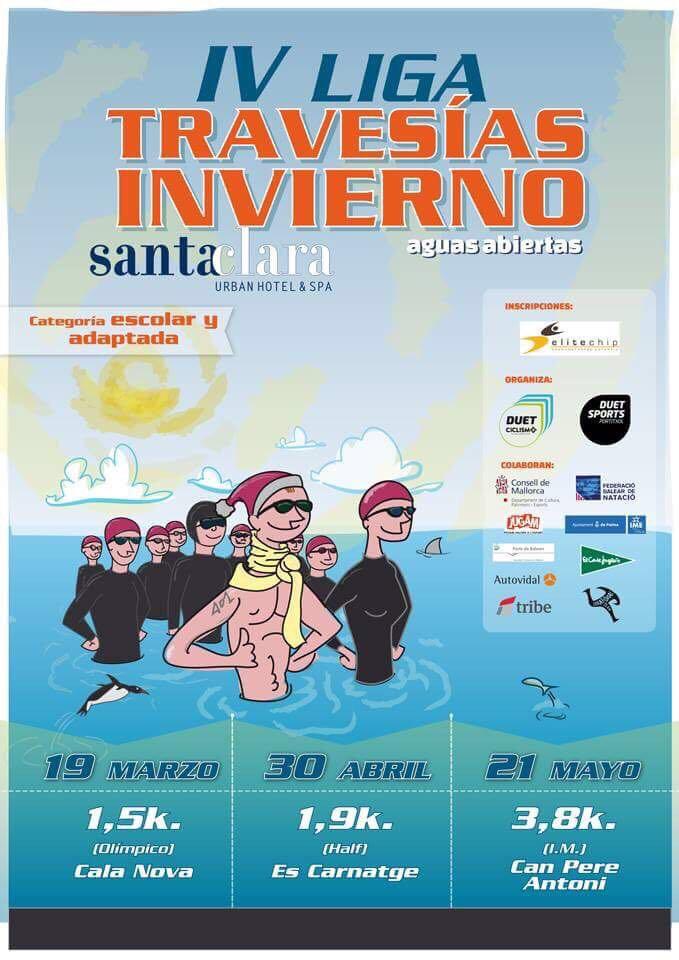 3ª Jornada 4ª Liga Natación Aguas Abiertas (CA'N PERE ANTONI)