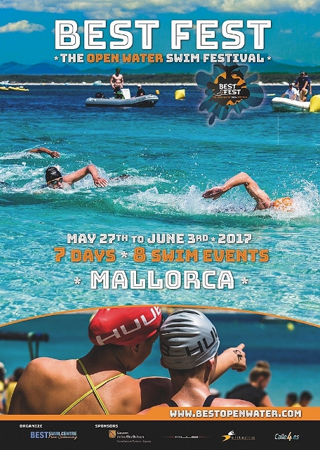Best Fest Open Water Swim Festival (COLONIA DE SANT JORDI)
