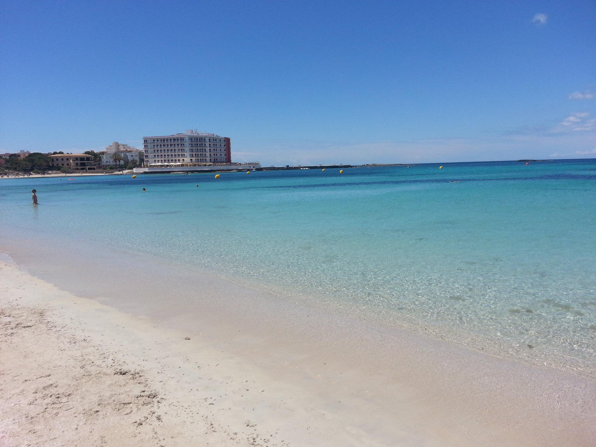 Fresh water relay 4×500 Colonia Sant Jordi @ Playa Es Marques - Colonia Sant Jordi | Islas Baleares | España