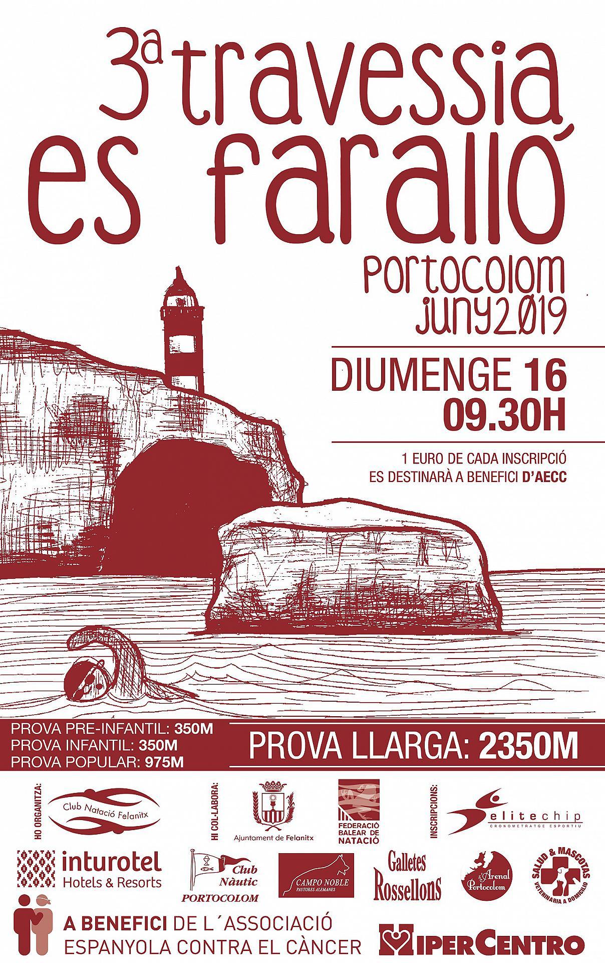 III Travessia Es Faralló 2019 @ Portol Colom - Mallorca | Portocolom | Islas Baleares | España